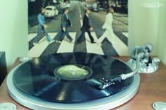 Abbey Road ([M!chael]) Tags: nikon fm2 nikkor 5014 ai kodak 5219 500t 電影底片 film manual taiwan hsinchu moviefilm motionpicturemoviefilm beatles vinyl fim maual