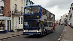 Stagecoach South 18084 (VX04 GHH) Chichester 13/6/19 (jmupton2000) Tags: vx04ghh transbus alexander alx400 dennis trident stagecoach south uk bus southdown coastline