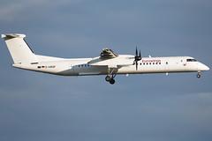 Eurowings DHC-8-402Q D-ABQF (wapo84) Tags: bru ebbr dhc8 eurowings dabqf lgw luftfahrtgesellschaftwalter