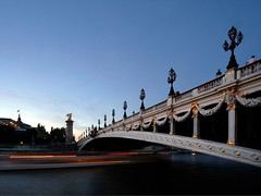 Alexander III bridge. Paris, France (varfolomeev) Tags: 2019 франция город france city bridge мост fujifilmxt10 night ночь