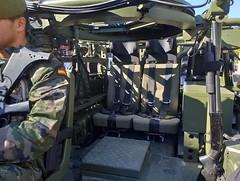 "VEHÍCULOS ESPECIALES DEL MANDO DE OPERACIONES ESPECIALES (MOE) E.T. / SPANISH ARMY  ""BOINAS VERDES"" (DAGM4) Tags: españa spain espanha europa europe espana et espagne spanien espagna espainia espanya ejércitodetierra spanisharmy boinasverdes mandodeoperacionesespeciales difas2019 sevilla andalucía military militar moe specialforces 2019 uro vmoe urovamtac urovamtacst5"