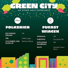 We'll be pouring at @otherhalfnyc's Green City along side 70+ amazing breweries on Saturday, June 22nd from 11am to 4pm. See you there!! (folksbier) Tags: we'll be pouring otherhalfnyc's green city along side 70 amazing breweries saturday june 22nd from 11am 4pm see you there