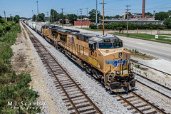 UP 7830 | GE ES44AC | CSX Leewood Yard (M.J. Scanlon) Tags: business csxleewoodyard csxq530 cargo commerce dji digital drone es44ac engine freight ge horsepower landscape locomotive logistics mnlnv mnlnvx mnlnvx10 mavic2 mavic2zoom memphis merchandise mojo move outdoor q530 q53010 quadcopter rail railfan railfanning railroad railroader railway scanlon tennessee track train trains transport transportation up7830 upmnlnv ©mjscanlon ©mjscanlonphotography