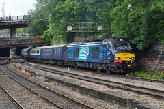 68033-RoodeeJcn-13.6.19 (shaunnie0) Tags: 68044 catapillar stadlerrail class68 roodeejunction drs directrailservices