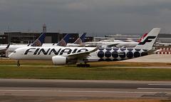 OH-LWL (ianossy) Tags: airbus a350941 a359 finnair ohlwl lhr egll