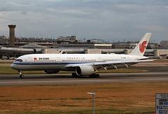 B-308C (ianossy) Tags: airchina ca airbus a350941 a359 b308c lhr egll