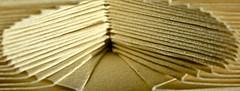 #Curves, #MacroMondays (David McSpadden) Tags: curves macromondays linearpages folded