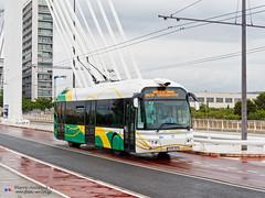 Irisbus Civis ETB12 - TRAM 1 (Pi Eye) Tags: trolley trolleybus irisbus civis cristalis etb12 castello castellon tucs tvr tram