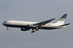 EC-LZO (afellows80) Tags: boeing b767 b763 privilege eclzo egss stn stansted