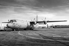 Hercules C-130 (Shooting Flight) Tags: hercules c130 130607 canada canadian canadianarmedforces arc rcaf lockheed martin c13030j cc130 lille lesquin lfqq lil lillelesquin sol parking