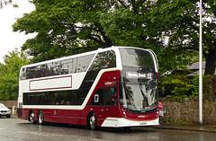 1117 (SRB Photography Edinburgh) Tags: lothian buses bus ukbus adl alexander dennis alexanderdennis e400xlb enviro mmc enviro400xlb edinburgh transport