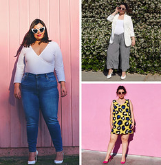 14 Plus Size Fashion Bloggers You Should Know (Jay of Jay Miranda) (Not Dressed As Lamb) Tags: plus size bloggers fashion blogger style ootd outfit outfits