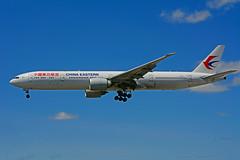 B-2001 (China Eastern) (Steelhead 2010) Tags: chinaeastern boeing b777 b777300er yyz breg b2001