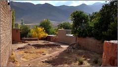 Abyâneh, petit village de montagne (Save planet Earth !) Tags: iran village abyâneh travel voyage amcc nikon
