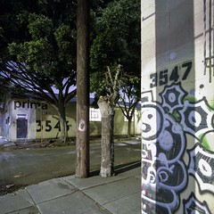 Prima (ADMurr) Tags: la eastside industrial night hasselblad swc 38mm zeiss biogon dba926