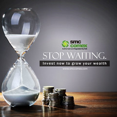 Stop Waiting, Invest Now at SMC Comex Dubai (smccomex) Tags: