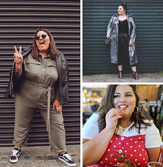 14 Plus Size Fashion Bloggers You Should Know (Callie of Callie Thorpe) (Not Dressed As Lamb) Tags: plus size bloggers fashion blogger style ootd outfit outfits