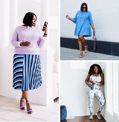 14 Plus Size Fashion Bloggers You Should Know (Assa of Curves and Curls) (Not Dressed As Lamb) Tags: plus size bloggers fashion blogger style ootd outfit outfits