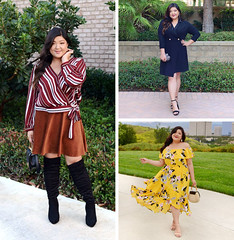 14 Plus Size Fashion Bloggers You Should Know (Allison of Curvy Girl Chic) (Not Dressed As Lamb) Tags: plus size bloggers fashion blogger style ootd outfit outfits