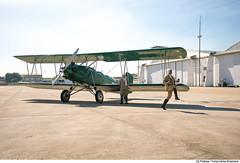 Representante do primeiro transporte do CAN (Força Aérea Brasileira - Página Oficial) Tags: 2019 aeronautica brazilianairforce fab forcaaereabrasileira forçaaéreabrasileira fotoandrefeitosa can curtiss fledging aeronave correioaereonacional