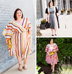14 Plus Size Fashion Bloggers You Should Know (Emmie of Authentically Emmie) (Not Dressed As Lamb) Tags: plus size bloggers fashion blogger style ootd outfit outfits