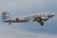 C-53 Spirit of Benovia N8336C (Mark_Aviation) Tags: c53 spirit benovia n8336c raf karachi india pakistan usaaf china burma theatre cbi taipei vip dc3 dakota dakotas c47 daks over normandy iwm duxford egsu aircraft airplane ww2 wwii