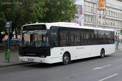 PIE-583 - Berkhof Ambassador 200 (Eurobus Online) Tags: m6logkft budapest hungary berkhof ambassador