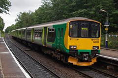 Northern 150109 (Mike McNiven) Tags: arriva railnorth northern londonnorthwesternrailway lnwr sprinter supersprinter hindley wigan northwestern alderleyedge