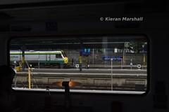 218 at Heuston, 24/5/19 (hurricanemk1c) Tags: dublin irish train gm rail railway trains railways irishrail 201 generalmotors 218 heuston 2019 emd iarnród éireann iarnródéireann 1800heustoncork