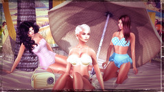 Everybody Loves The Sunshine (Ashia Tomsen) Tags: lelutka mila league doux entice byswirly lamb barberyumyum thelittlebranch raindale winxflair vintagefair2019 vrstudio