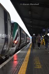 22012 at Heuston, 27/5/19 (hurricanemk1c) Tags: railways railway train trains irish rail irishrail iarnród éireann iarnródéireann dublin heuston 2019 22000 rotem icr rok 4pce 22012 1710heustonathlone
