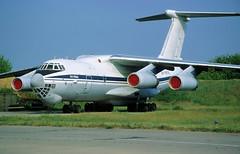 UR-78772 - Melitopol Air Base (OOX) 27.05.2002 (Jakob_DK) Tags: il76 il76md ilyushin ilyushinil76 il76candid ilyushin76 ilyushin76md ilyushinil76md cargo ukdm oox melitopol melitopolairbase ukrainianairforce 2002 ur78772
