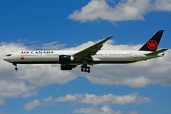 C-FNNQ (Air Canada) (Steelhead 2010) Tags: aircanada boeing b777 b777300er yyz creg cfnnq