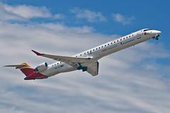9H-LKF Canadair RJ-X Medavia Air Nostrum PMI 28-05-19 (PlanecrazyUK) Tags: lepa sonsantjoanairport aeroportdesonsantjoan palmademallorcaairport 9hlkf canadairrjx medavia airnostrum pmi 280519