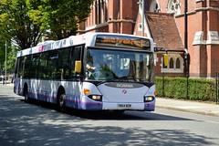 65015 YN54NZM (PD3.) Tags: bus buses hampshire hants england uk portsmouth solent first group fhd firstbus scania omnicity 65015 yn54nzn yn54 nzm