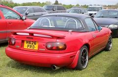 H626 PRD (Nivek.Old.Gold) Tags: 1991 eunos roadster 1590cc mazda mx5