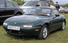 H123 CLG (Nivek.Old.Gold) Tags: 1991 eunos roadster vspecial mazda mx5 1590cc supercarclassics