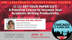 ACRM Pre-Conference Instructional Course: IC15 Camp #614049 (ACRM-Rehabilitation) Tags: acrmprogressinrehabilitationresearchconference acrmconference acrm annualconference acrm americancongressofrehabilitationmedicine medicaleducation medicalconference medicalassociation continuingeducationcredits cmeceu chicago interdisciplinary progressinrehabilitationresearch preconference preconferenceinstructionalcourse getpublished