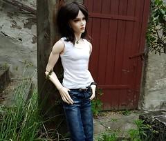 I'm just a dreamer. (claudine6677) Tags: bjd sd ball jointed doll asian dolls soom dia dreamer sammlerpuppe puppe träumer