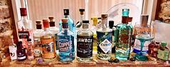 56/365 Gin Gin & more Gin 😊 (Gingernutty Photography) Tags: 24mm nikonz6 nikon opihrgin hendricksgin sipsmithsgin jawboxgin ginmare curiogin alcohol lotsofgin gintastic gin 28