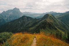 autumn_alps-11 (faeriedragon19) Tags: kleinwalsertal austria hiking mountain alpen alps baad adventure trekking nature mountaineering olympus omd em5 autumn woods