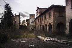 Cascine di Tavola (bellinipaolo31) Tags: fc03911 cascineditavola borgo fattoria poggioacaiano toscana italia panoramica paolobellini esplorazioniurbane