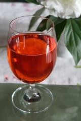 Aperol Spritz als Apéritif (multipel_bleiben) Tags: essen zugastbeifreunden apéritif alkoholika mixgetränk