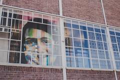 (noxsuperman) Tags: amsterdam citytrip holland netherland annefrank streetart spiegelung