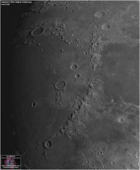 Eastern Rim of Mare Imbrium (The Dark Side Observatory) Tags: tomwildoner night sky space outerspace skywatcher telescope esprit 120mm apo refractor celestron cgemdx zwo astronomy astronomer science canon crater moon lunar weatherly pennsylvania observatory darksideobservatory tdsobservatory solarsystem earthskyscience mare imbrium mosaic asi290mc