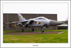 ZE967 RAF Panavia Tornado F3 (flatfoot471) Tags: 2008 airbase aircraft february fife leuchars military normal panavia raf royalairforce scotland tornado unitedkingdom