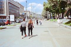 Streets of Kiev (titan3025) Tags: leica leicam6 m6 kodak ultramax 400 kiev 2019