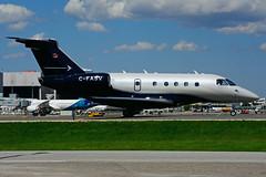 C-FASV (AirSprint) (Steelhead 2010) Tags: airsprint embraer emb545 legacy bizjet yyz creg cfasv