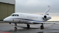Falcon 2000   N360SJ   AMS   20190605 (Wally.H) Tags: dassault falcon2000 fa2000 da2000 n360sj ams eham amsterdam schiphol airport