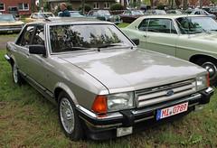 Granada (Schwanzus_Longus) Tags: bruchhausen vilsen german germany old classic vintage car vehicle sedan saloon ford granada